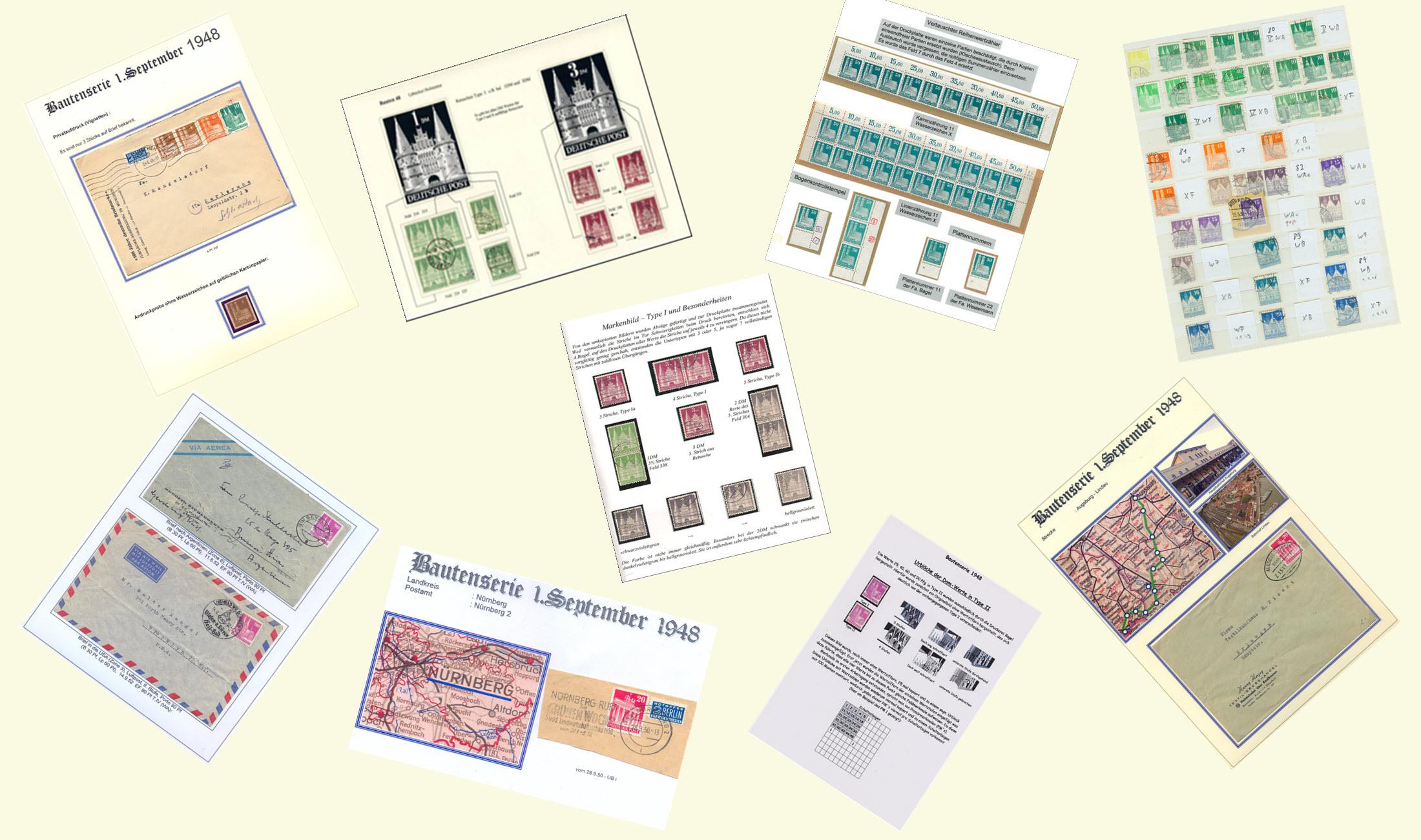 Bautenserie Sammlungen 3