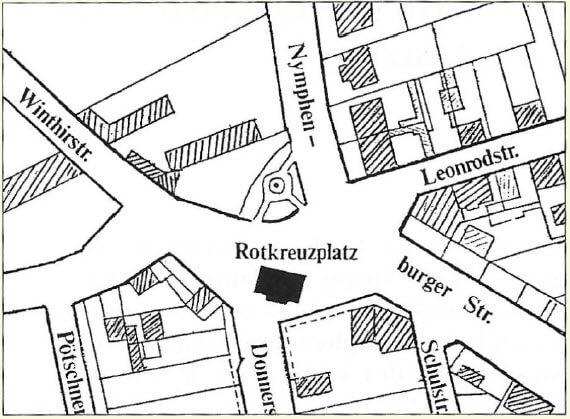 Lagerplan Erstes PA München 19